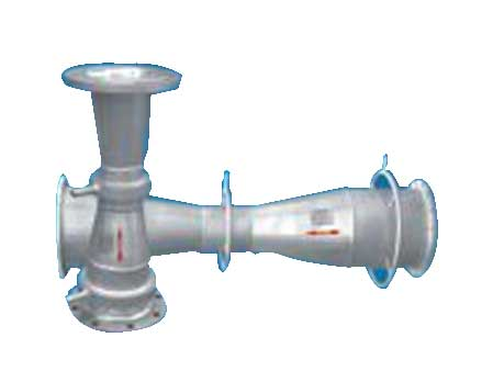 VCV Venturi tube flow meter