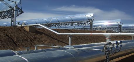 龙8娱乐官网登录在太阳能领域的运用